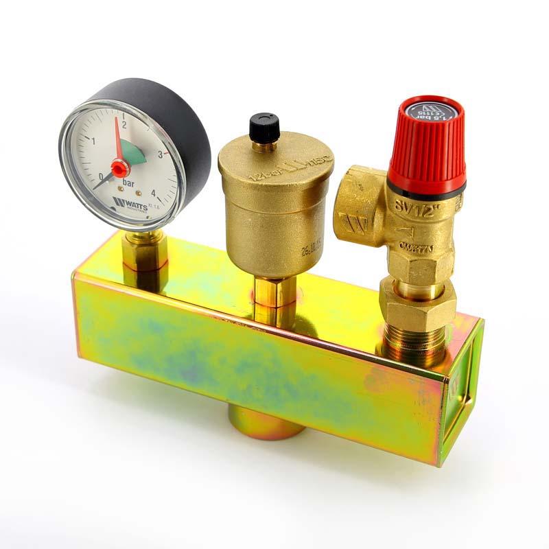 безопасность в системе отопления